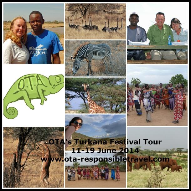 OTA's Lake Turkana Festival Tour www.ota-responsibletravel.com Kenya Safari